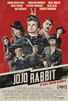 Jojo Rabbit (aka the boy who punched Hitler for love)