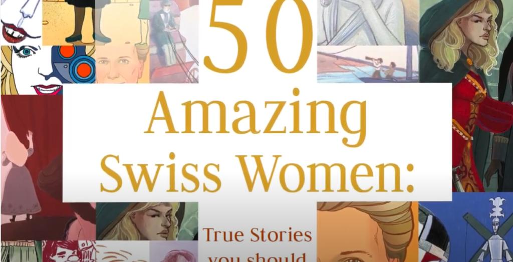 50 Amazing Swiss Women